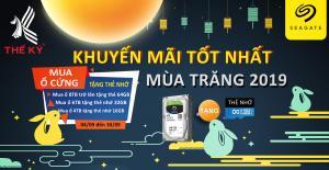 Chương trình khuyến mãi tốt nhất mùa trăng 2019