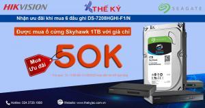 MUA ƯU ĐÃI - Ổ CỨNG SKYHAWK 1TB GIÁ CHỈ 50K