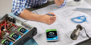 Seagate chính thức ra mắt dòng ổ cứng SkyHawk AI 18TB cho hệ thống Camera giám sát thông minh